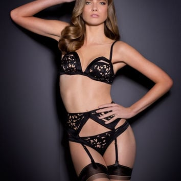 View All Lingerie by Agent Provocateur - Ordella Suspender