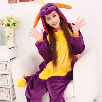 Cartoons Couple Home Sleepwear Couple Sleepwear Halloween Costume [9220978628]