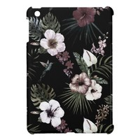 Tropical pattern case for the iPad mini