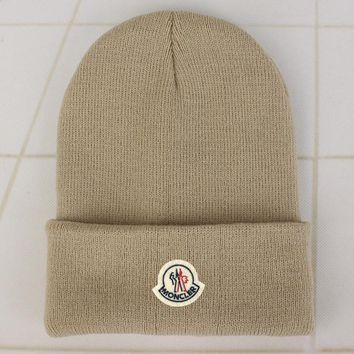 Moncler Fashion Edgy Winter Beanies Knit Hat Cap-11