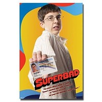 SUPERBAD MOVIE POSTER McLovin RARE HOT NEW 24X36