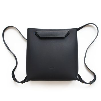 Butterfly Bag - Matte Black