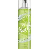 Bath and Body Works Vanilla Bean Noel Fine Fragrance Mist New for 2012 8 Oz