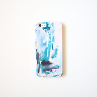 Turquoise Dream iphone 5/5s case