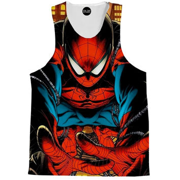 Marvel - Spiderman Tank Top
