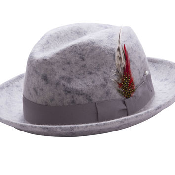 Men's Untouchable Felt Hat By Montique H09