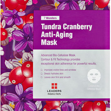 7 Wonders Tundra Cranberry Anti-Aging Mask