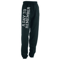 A Day To Remember: Phoenix Logo Sweatpants (Black)