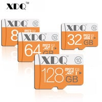 Real Capacity 32GB Memory Card Class 10 TF Card 64GB 128GB Micro SD Card 8GB 16GB Flash Storage Card for Phone/Tablet/Camera