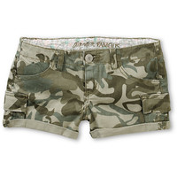 Almost Famous Camo Cargo Shorts