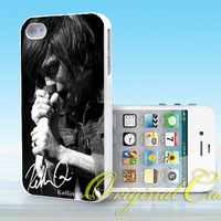 Kellin Quinn Sleeping With Sirens - Print on hardplastic for iPhone 4/4s and 5 case, Samsung Galaxy S3/S4 case.