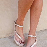 Matisse Greek Leather Sandal
