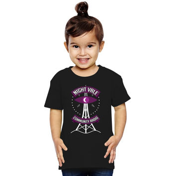 Night Vale Community Radio Toddler T-shirt