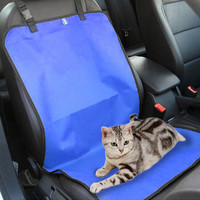 waterproof pet mat cats and dogs seat hammock pad for dogs pet carriers to facilitate travel 106 * 46.5 cm
