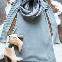 Cozy All Day Dress
