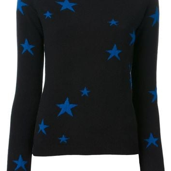 Chinti And Parker star motif sweater