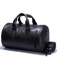 SUBSTANTIAL DUFFLE BAG // BLACK