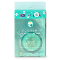 Earth Therapeutics Cucumber Eye Pads