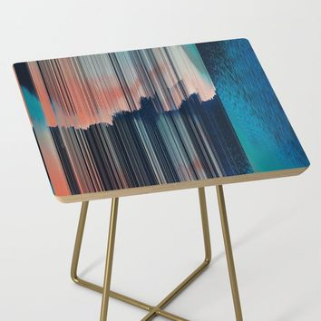 Destination Side Table by duckyb