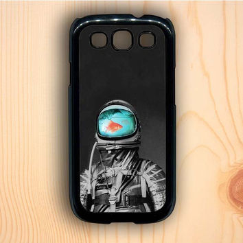Dream colorful Underwater Astronaut Samsung Galaxy S3 Case