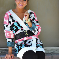 Livin' Out Of Love Sweater: Multi   Hope's