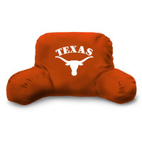 Texas Longhorns NCAA Bedrest Pillow