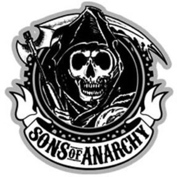 Sons of Anarchy Circle SOA Reaper - Sons of Anarchy - | TV Store Online