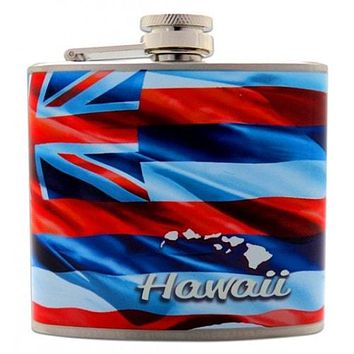 Hawaiian Flask