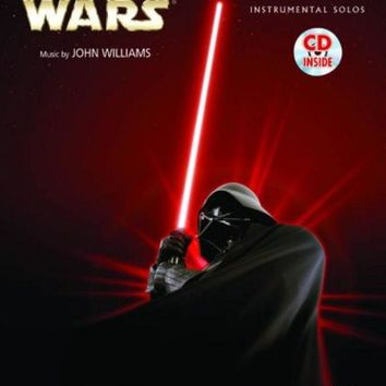 DCCKB62 Star Wars A Musical Journey Episodes I-VI, Instrumental Solos: Alto Saxophone, Level 2-3
