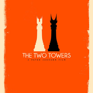 """Checkmate: The Two Towers"" by Patrick Connan"