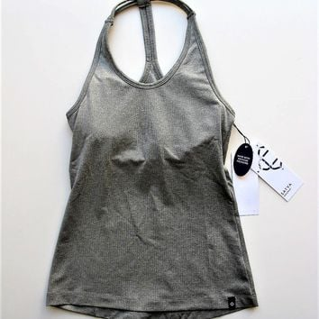 Racer-back Yoga Workout Tank Satva Maria Tank Top XS NWT