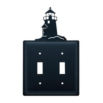 Lighthouse - Double Switch Cover