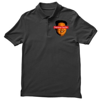 Supreme Leader Kim Yong Un Polo Shirt