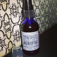 Organic Beard Oil Spray Thieves