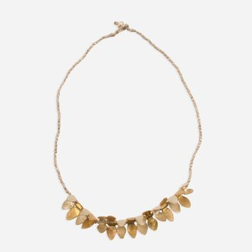 Metallic Bloom Necklace - Noonday Collection