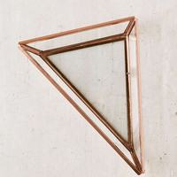 Triangle Glass Catch-All Dish | Urban Outfitters