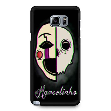 Five Nights At Freddys The Puppet Samsung Galaxy Note 5 Case