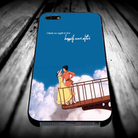 Howl's Moving Castle Quotes for iPhone 4/4s/5/5s/5c/6/6 Plus Case, Samsung Galaxy S3/S4/S5/Note 3/4 Case, iPod 4/5 Case, HtC One M7 M8 and Nexus Case ***