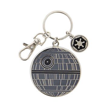 Disney Parks Star Wars Death Star Keychain New with Tags