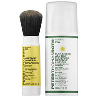 Instant Mineral & Max Sheer SPF Duo - Peter Thomas Roth   Sephora