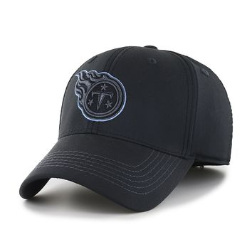 Tennessee Titans Black Out Football Hat