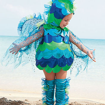 baby glitterfish costume