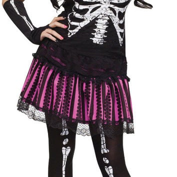 women's costume: sally skelly | small/medium