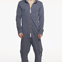 OnePiece Stereo LW Onesuit Navy - Mens
