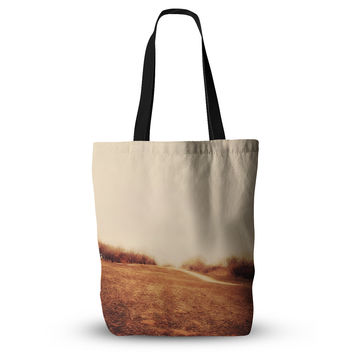 "Sylvia Coomes ""Minimalist Autumn Landscape"" Multicolor Yellow Everything Tote Bag"