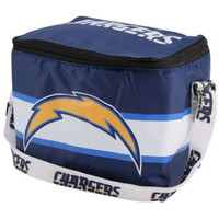 San Diego Chargers 6pk Lunch Cooler