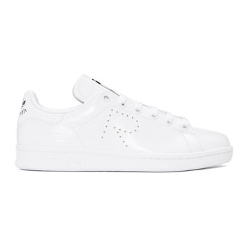 White adidas Originals Edition Stan Smith Sneakers