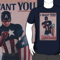 Age Of Ultron - Watch Your Language! by Sonicfan