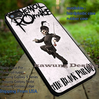 Black parade, My Chemical Romance, case/cover for iPhone 4/4s/5/5c/6/6+/6s/6s+ Samsung Galaxy S4/S5/S6/Edge/Edge+ NOTE 3/4/5 #music #mcr ii