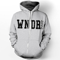 """WNDR (Grey)"" from The Wonder Years"